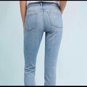 283f5c86e6bf5f Anthropologie Jeans | Pilcro Script Highrise Pearl Skinny | Poshmark